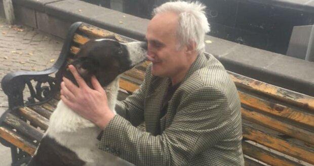 Lang erwartete Begegnung: Ein Mann verlor seinen Hund, aber er kam nach 3 Jahren wieder zurück