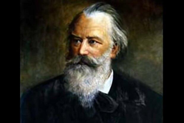 Johannes Brahms. Quelle: Screenshot Youtube
