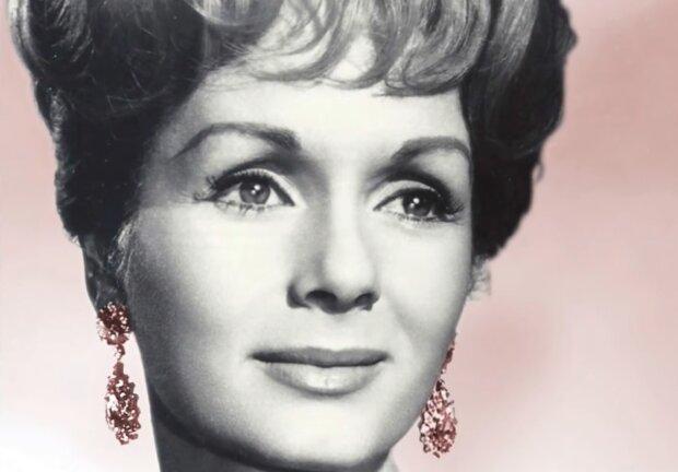 Debbie Reynolds. Quelle: Screenshot Youtube