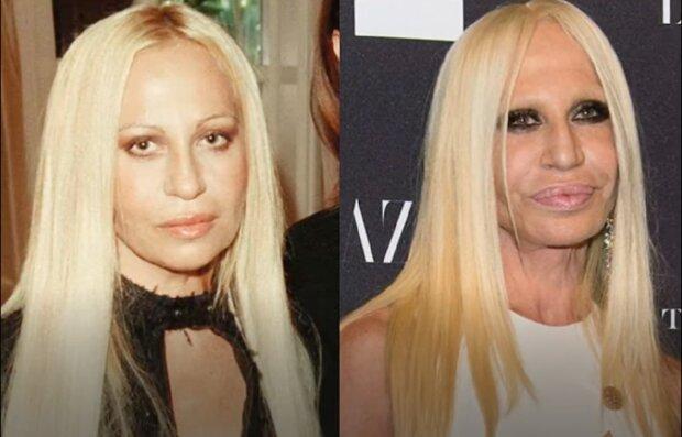 Berühmte Frauen, die sich mit dem Alter bis zur Unkenntlichkeit verändert haben