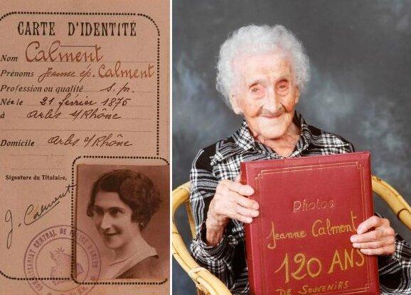 Im Alter von 90 Jahren vermachte Jeanne Kalman ihre Wohnung im Tausch gegen eine gute Rente und lebte weitere 32 Jahre