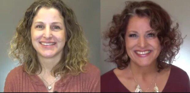 Eine 50-jährige Frau ging nach der Scheidung zum Stylisten, und er hat ihr gezeigt, dass sie schön ist
