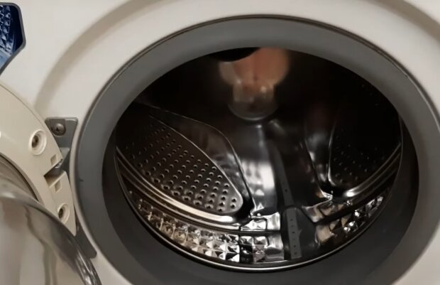 Waschmaschine. Quelle: Screenshot Youtube
