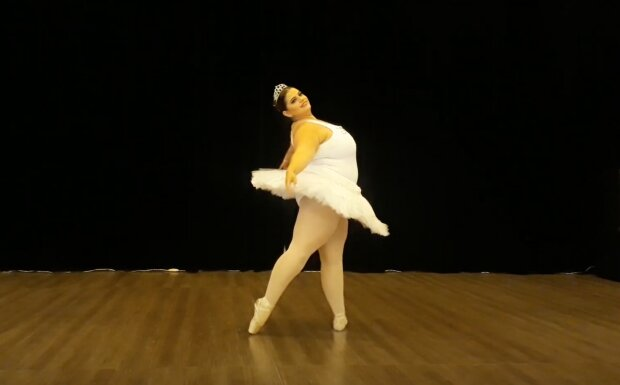 Wie eine Plus-Size-Profi-Ballerina aus Brasilien lebt