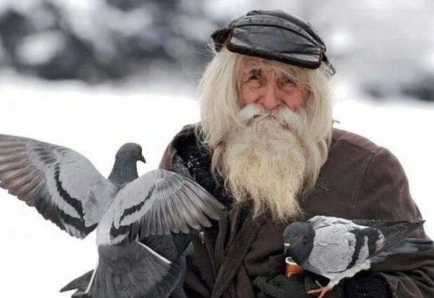 Der Mann war obdachlos: Seine Freunde erkannten ihn auf einem Foto in der Zeitung und nahmen mit nach Hause