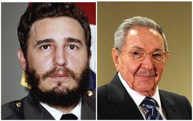 Fidel und Raul Castro. Quelle: Screenshot Youtube