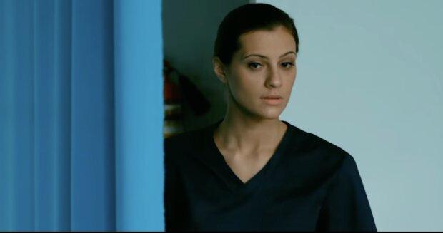Die Krankenschwester. Quelle: Screenshot YouTube