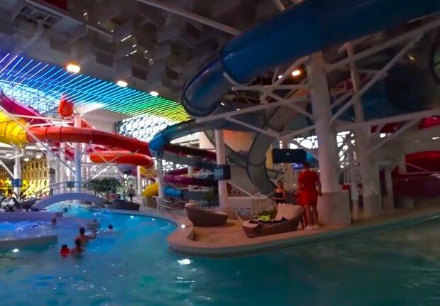 Wasserpark. Quelle: Screenshot Youtube