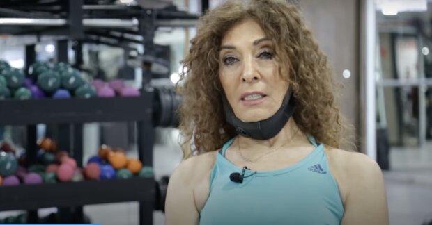 Nahida Abdem. Quelle: Screenshot YouTube