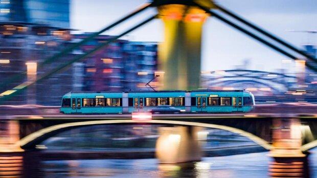 In Darmstadt stehen die Busse samstags bis zum Advent kostenlos zur Verfügung