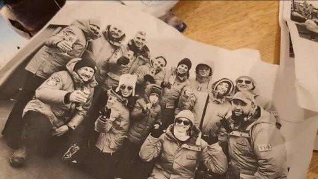 Surfer fanden am Nordpol eine Zeitkapsel, Details sind bekannt geworden