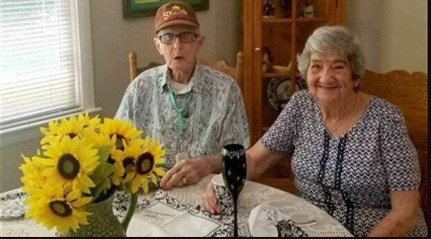Sie sind am selben Tag von uns gegangen: die Liebesgeschichte eines Paares, das 71 Jahre lang zusammenlebte